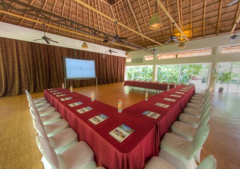 Kore Tulum Retreat & Spa Resort - Ashram Boardroom - Kore Tulum Retreat and SPA Resort Hotel - Tulum