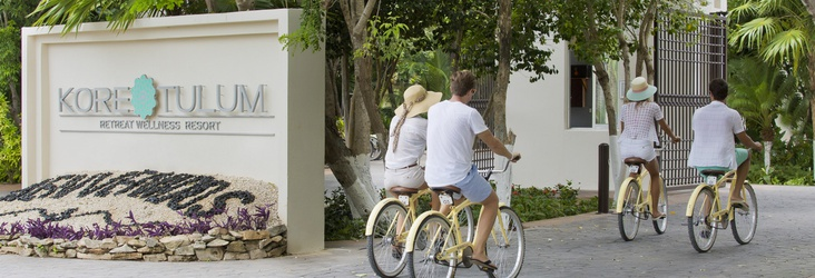 FREE BIKES Kore Tulum Retreat and SPA Resort Hotel - Tulum