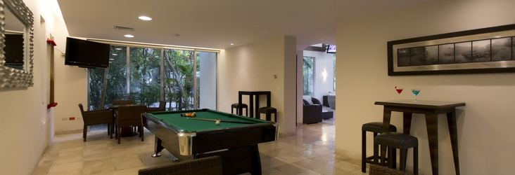 GAMES ROOM Kore Tulum Retreat and SPA Resort Hotel Tulum