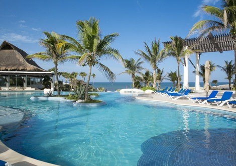 Kore Tulum Retreat & Spa Resort - Swimming pool - Kore Tulum Retreat and SPA Resort Hotel - Tulum