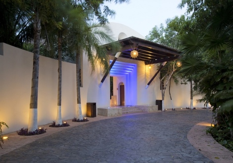 Kore Tulum Retreat & Spa Resort - Entrance - Kore Tulum Retreat and SPA Resort Hotel- Tulum