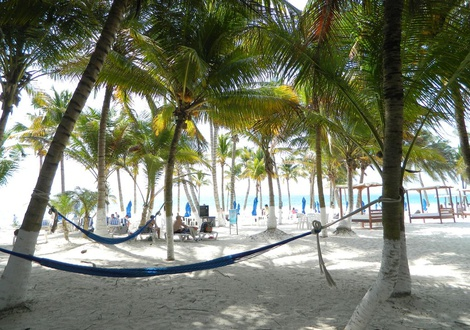 Kore Tulum Retreat & Spa Resort - Beach Club - Kore Tulum Retreat and SPA Resort Hotel - Tulum