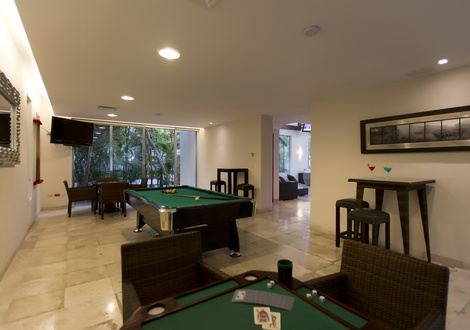 Kore Tulum Retreat & Spa Resort - Billiards - Kore Tulum Retreat and SPA Resort Hotel - Tulum